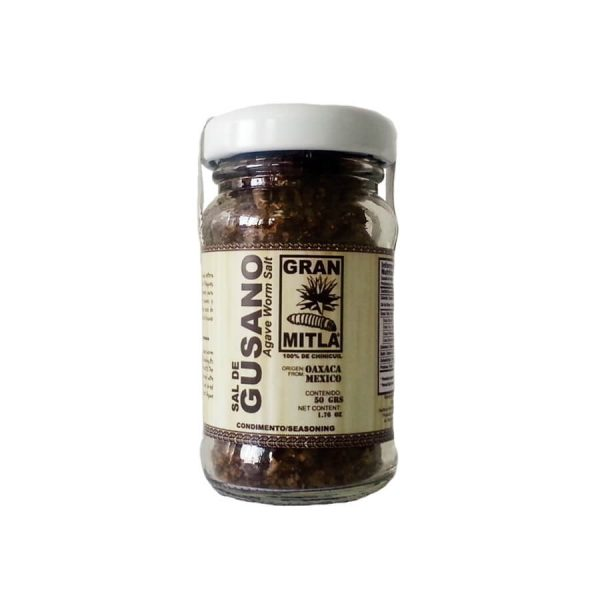 agave worm salt 50 g