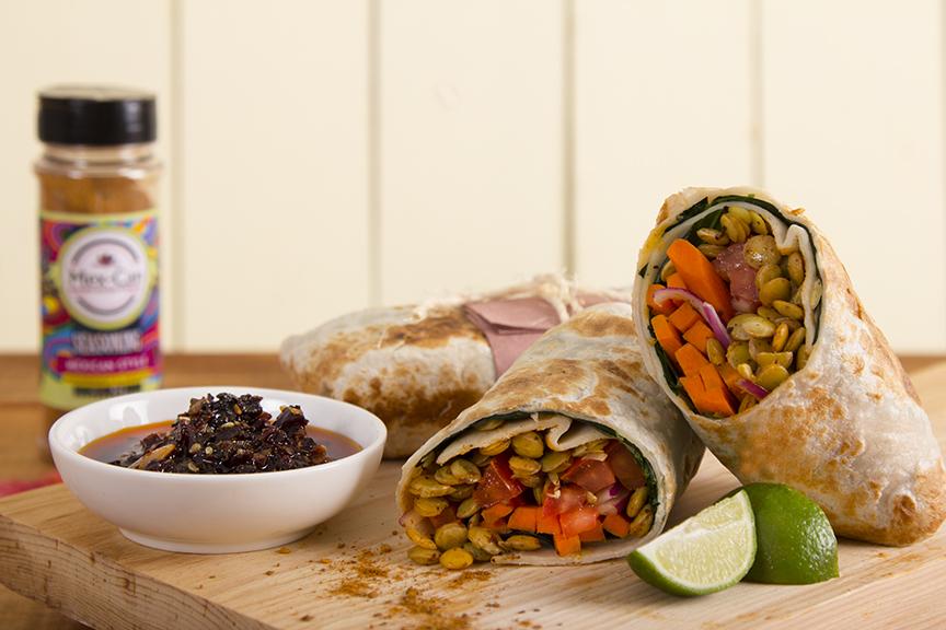 Lentil Burrito imagge